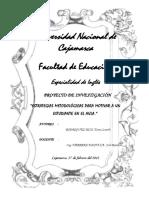 Proyecto de Investigacion Para La Asignatura de Matematica Basica