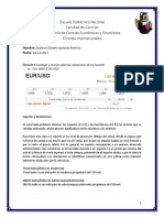 Finanzas Internacionales. Ejercicios EPN