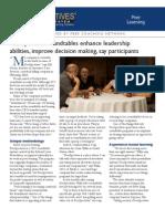 PeerSpectives Newsletter