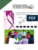 Separata de Andragogía 2015-II