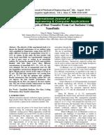 61.CFD Analysis on Radiator by Nano Fluid