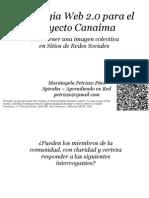 Estrategia Web 2 0 Para el Proyecto Canaima (propuesta)
