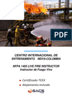 4.1 Nfpa 1403 Instructor de Fuego Vivo