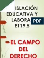 El Campo Del Derecho