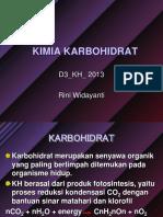 7 Kimia Karbohidrat D3KH 2013
