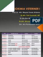 7_Pengantar Biokimia Veteriner I_2013