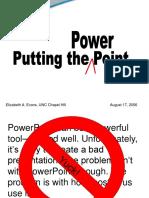 Elon2006 Powerpoint