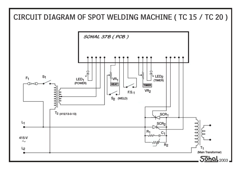 Schematic Inverter Welding Machine Circuit Diagram Pdf ...