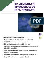 Cultivarea Virusurilor.diagnosticul de Lab Al Virozelor.