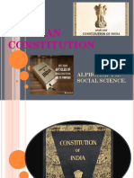 Indian Constitution PPT