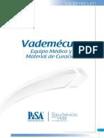 Vademecum Equipos Medicos 2