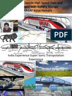 Presentation Hyper Loop Train