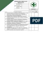Dt Sop Bab v 046 2016 Perubahan Rencana Kegiatan