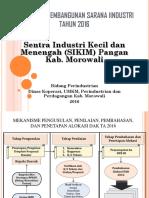 Presentasi DAK Industri