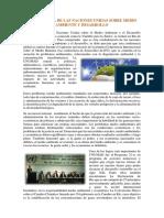 Conferencia de Las Naciones Unidas Sobre Medio Ambiente y Desarrollo