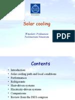 Pres Solar Cooling