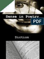 Sense in Poetry