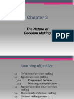 CHAPTER 3-Decision Making 2017(1)