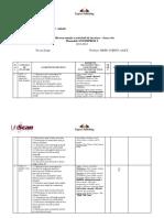 7. Planificare Anuala Limba Engleza Clasa a via ENTERPRISE 2 09051450