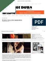 De Amor, Sexo y Otros Superpoderes - Jot Down Cultural Magazine
