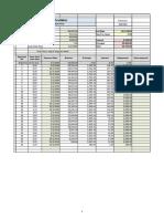 Loan Schedule Free