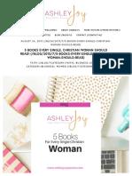 5 Books Every Single, Christian Woman Should Read! — Ashley Joy