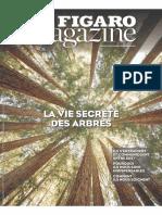 Vie Des Arbres-Le Figaro Magazine 2930 Septembre 2017