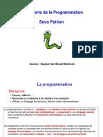 Support Python Web