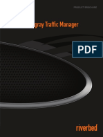 Riverbed ProductBrochure StingrayTrafficManager