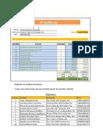 Prácticas Guiadas Excel 2