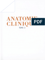 Anatomie Tome 3