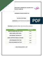 Investigacion Documental Primer Parcial Cálculo Vectorial Rigel Didier López Wong 5752 Mecatrónica 3b