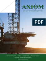 AXION NDT Offshore Services