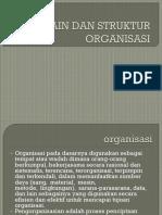 Ch8 Desain Dan Struktur Organisasi