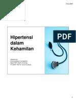 OBS 09 Hipertensi Kehamilan 1 Dr Aditiawarman