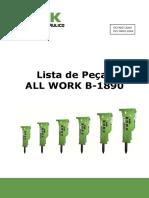 Lista de Peças Allwork B-1890-Port_color
