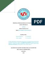 Contoh Proposal PKM 2015