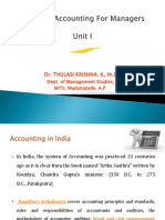 Unit 1 Accounting Introduction PPT