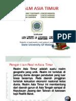 Presentasi Asia Timur