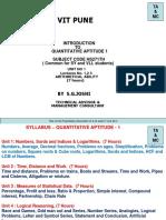 Quantitative Aptitude 160817
