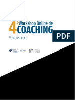 Shazam 4workshop