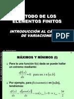 Calculo Variacional - 1