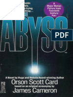 Card, Orson Scott - The Abyss - 1989