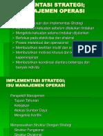 Implementasi STRATEGI; MO.ppt