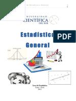 Guia de Estadistica General