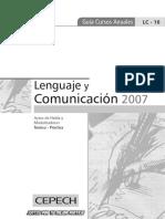 Actos de Habla y Guia LC-16