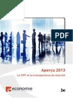 Le SPF et la transparence du marché.pdf