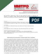 Informativo consolidado 2009