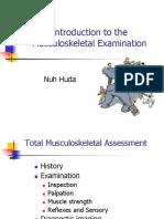 Musculoskeletal Assessment-1 1