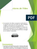 Proyectores de Video